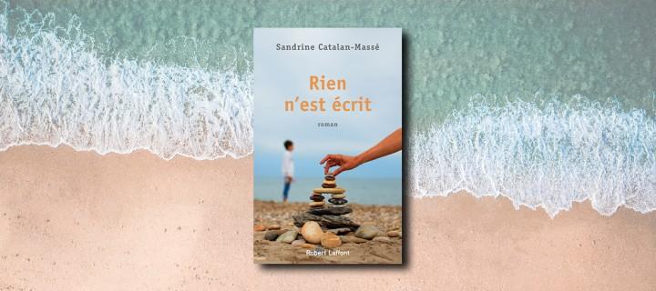 """Sandrine Catalan-Massé : """"J'ai voulu réveiller chez le lecteur sa peur de disparaître"""""""