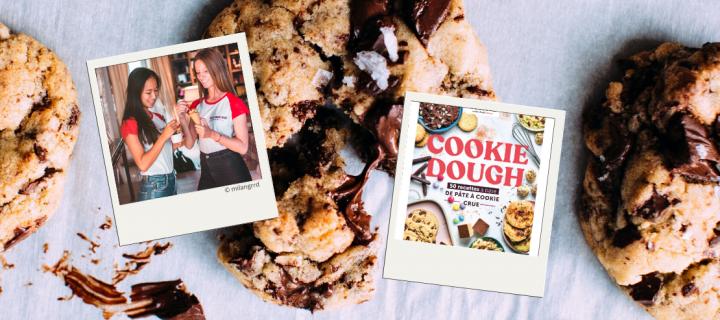 Redécouvrez vos desserts favoris grâce à la pâte à cookie crue !