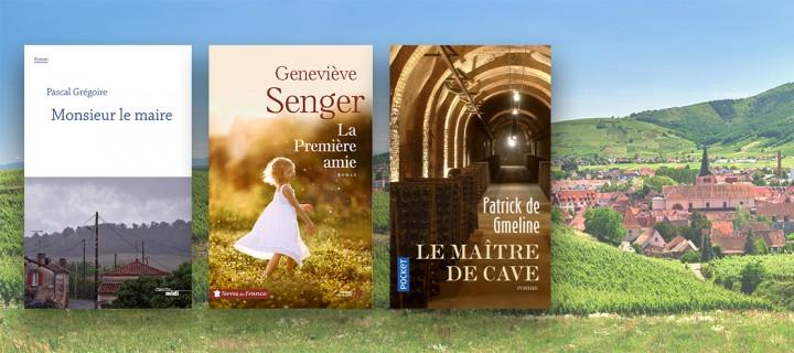 La France comme vous ne l'avez jamais lue : 8 livres pour explorer la région Grand Est