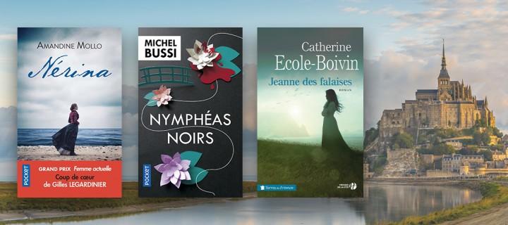 La France comme vous ne l'avez jamais lue : 11 livres qui font rayonner la Normandie