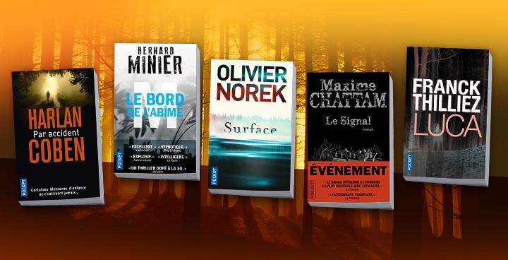 Livres d'été : des polars et thrillers pour des vacances sous haute tension !