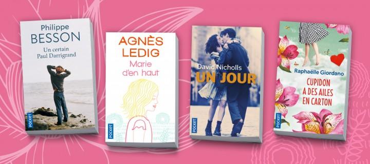 Livres d'été : 20 histoires d'amour à dévorer passionnément en vacances !
