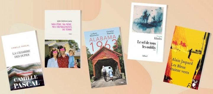 Rentrée littéraire 2020 : partez à la découverte de nos romans français