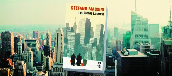 """L'économie à travers la littérature : """"Les frères Lehman"""""""