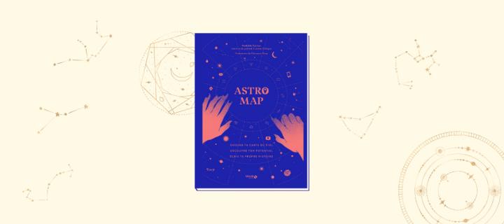 """Découvrez L'astrologie nouvelle génération avec """"Astro Map"""" !"""