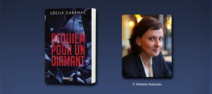 """""""J'ai toujours eu un réel intérêt pour le fait divers"""" Cécile Cabanac"""