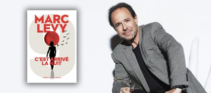 """""""C'est arrivé la nuit"""" : Marc Levy sur les traces des """"hors-la-loi au cœur d'or"""""""
