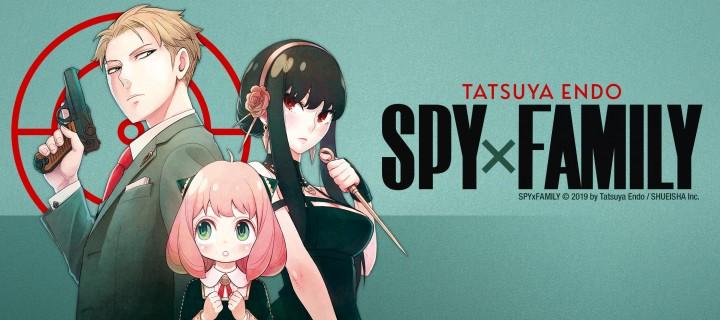 """""""Spy x Family"""", la comédie d'espionnage pétillante de la rentrée !"""