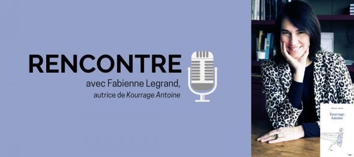 Fabienne Legrand : « L'exercice ne m'a pas épuisée, je l'ai vécu comme un cadeau à mon fils »
