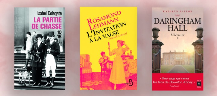 """L'heure du thé : notre sélection de livres pour les fans de """"Downton Abbey"""""""