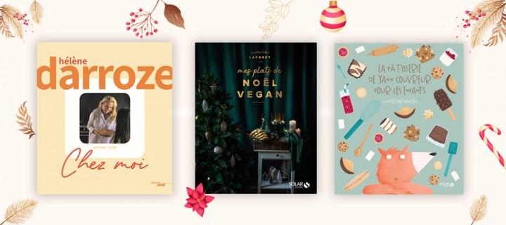 Le Noël des gourmands : nos livres et coffrets à (s')offrir