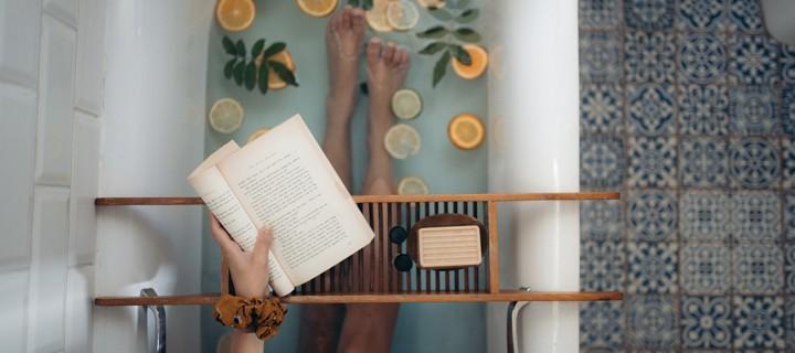 40 idées livres pour bien vivre son confinement