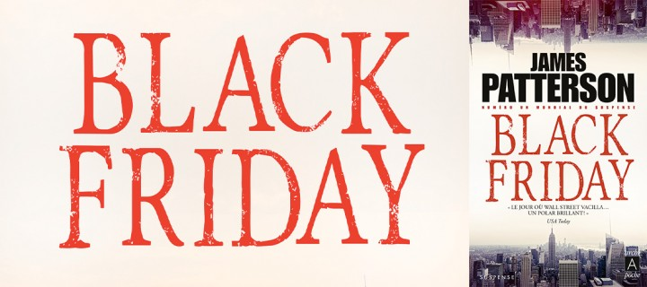 100% frisson pour le Black Friday ?!