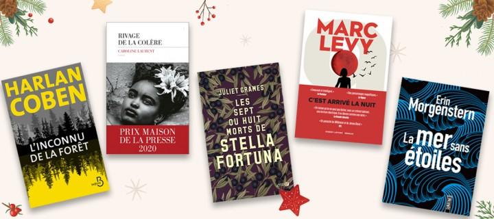 Un livre pour Noël : 50 romans incontournables à déposer au pied du sapin