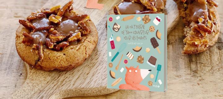 Préparez des cookies aux noix de pécan avec Noé le renardeau