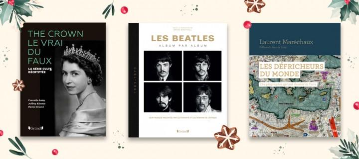 Précieux et singuliers : les beaux livres à découvrir et à offrir ce Noël