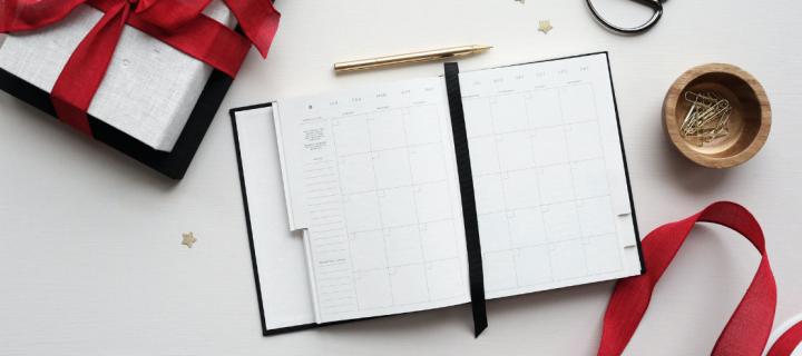 12 agendas et calendriers pour organiser  2021