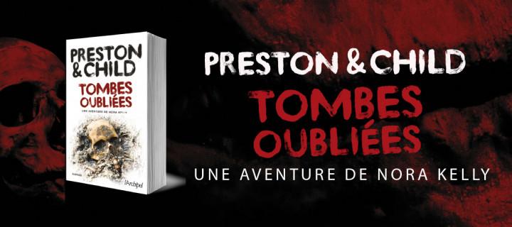 La nouvelle série du duo de choc Preston & Child vue par son traducteur Sebastian Danchin !