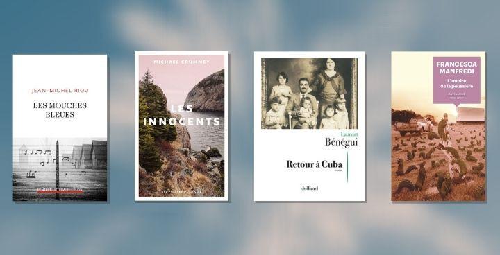Rentrée littéraire d'hiver 2021, une sélection de romans à dévorer