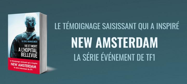 """""""Vie et mort à l'hôpital Bellevue"""" le récit qui a inspiré la série New Amsterdam"""