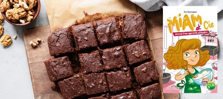 Recette de brownie aux noix de pécan pour les enfants gourmands