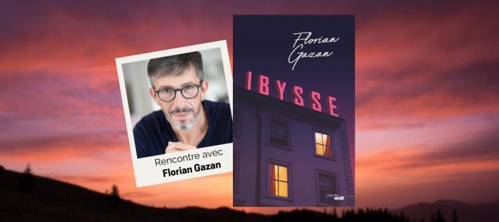 Florian Gazan : « J'ai essayé de ne pas m'épargner, ni de gommer des aspects pas forcément reluisants »