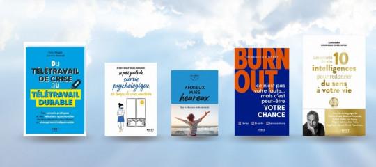 5 livres pour vous accompagner en temps de crise