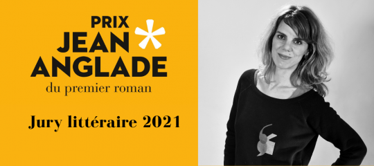 Prix du jury Jean Anglade 2021 : rencontre avec Georgia Terzakou, jurée internet