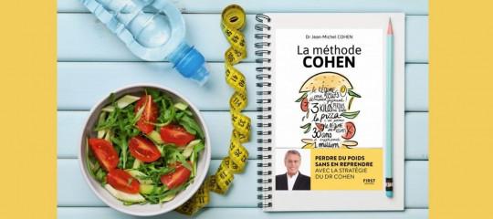La méthode Cohen : le régime pour démarrer gagnant !