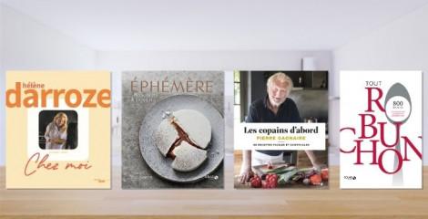 13 livres pour cuisiner comme un chef