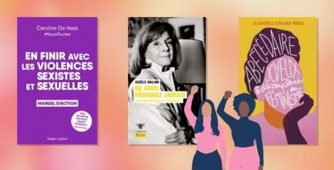 Journée internationale des droits des femmes : 18 titres féministes