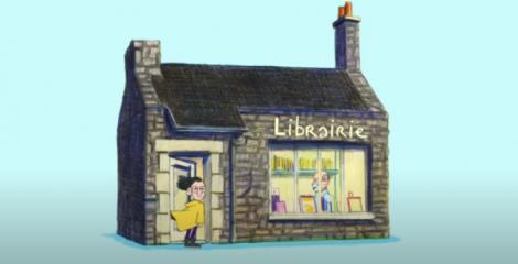 Prenons l'air avec les livres, allons en librairie !