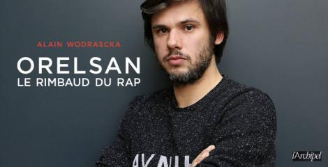 La première biographie d'Orelsan, génie nonchalant du rap français