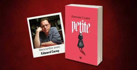 Edward Carey : « L'observation des êtres humains, qu'ils soient de chair ou de cire, me fascine »