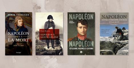 Bicentenaire de la mort de Napoléon : 15 livres pour mieux comprendre ce personnage historique
