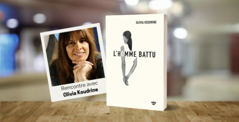 Olivia Koudrine : « Ce qui est passionnant dans l'écriture, c'est de pouvoir changer de rôle »