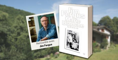 Jim Fergus : « Le livre propose des souvenirs raffinés par la maturité et la sagesse »