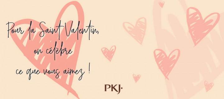 Pour la Saint-Valentin, on célèbre ce que vous aimez !