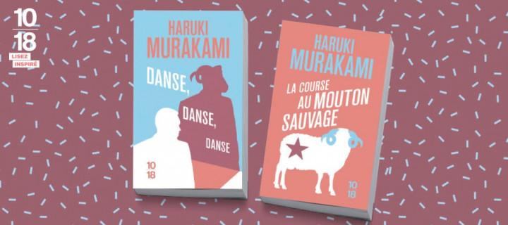 Haruki Murakami : un narrateur et des moutons
