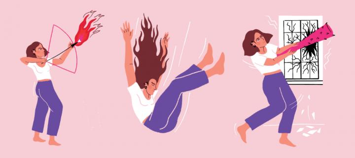 """Florence Medina : """"Je crois que je n'ai pas été immunisée par mon adolescence"""""""