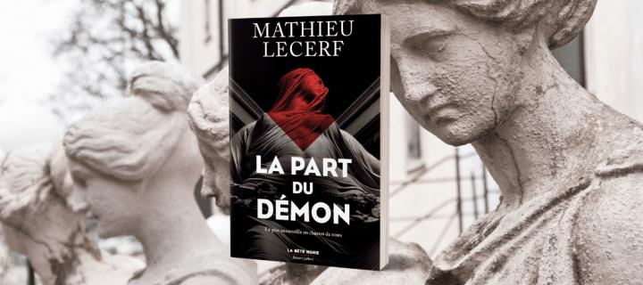 Mathieu Lecerf : La nouvelle voix du polar français