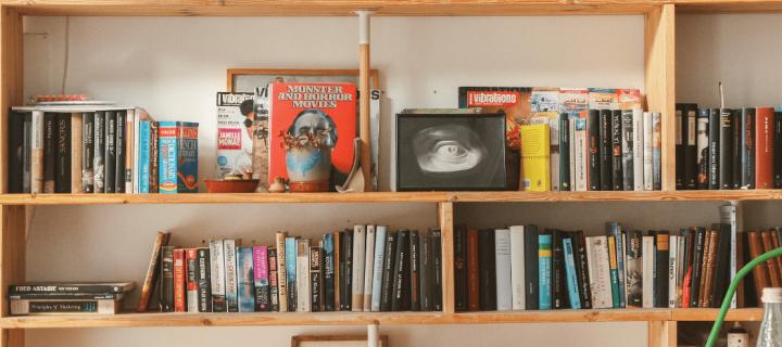 5 astuces pour faire le tri dans votre bibliothèque