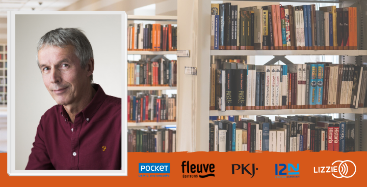 Le Prix Nobel de littérature jeunesse pour Jean-Claude Mourlevat