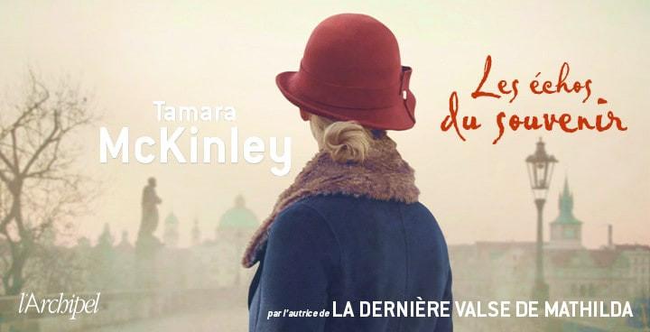 Le nouveau roman de Tamara McKinley,