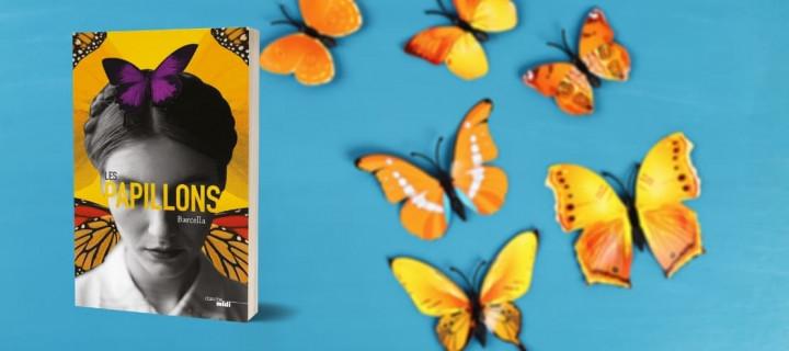 """""""Les papillons"""" : l'envol de Barcella"""