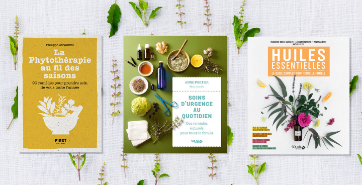Remèdes naturels : 13 livres pour apprendre à se soigner soi-même