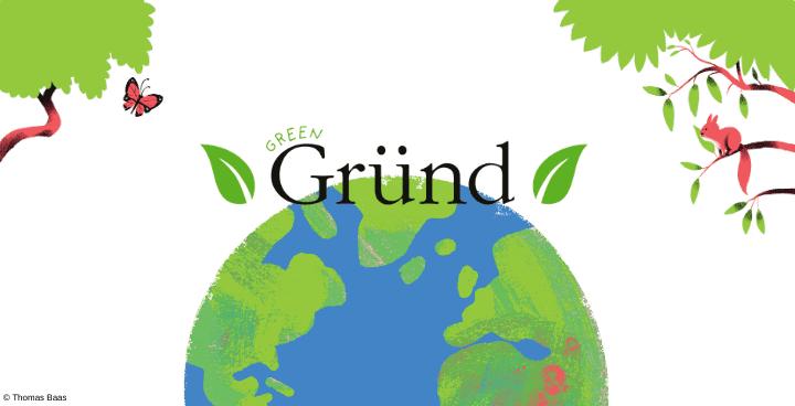 Green Gründ : un pas vers l'édition jeunesse éco-responsable