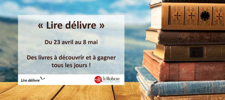 """""""Lire Délivre"""" : 16 jours, 16 livres et de belles surprises"""