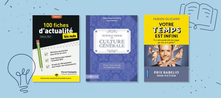8 livres pour cultiver votre savoir