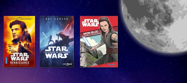 Que la Force soit avec vous : 13 livres sur l'univers Star Wars